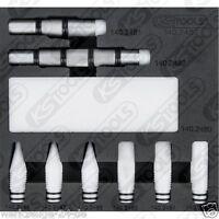 Ks Tools Teflon Rückschlagdorn-satz 140.2480 Karosserie Ausbeul Werkzeug