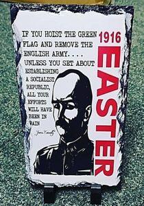 Irish Republic flag pin badge Easter Rising 1916 Ireland Republican GPO Rebels