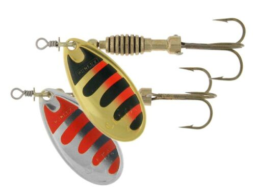 2 // 3,5g // spinner // lure for perch chub Rublex Celta no ide
