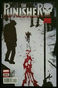 The-PUNISHER-10-2017-MARVEL-Comics-VF-NM-Comic-Book