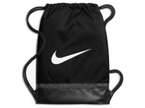 7920371821a8 Nike Brasilia School Gym Swim Bag Kids Shoulder Bag Blue Black Pink ...