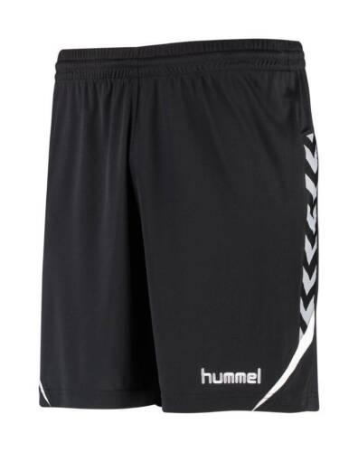 Hummel Authentic Charge Poly Shorts schwarz NEU 78188