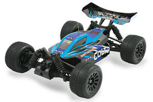 Ftx Colt 1/18 4wd balayé voiture électrique de système de radio du système de radio Rtr 2.4ghz bleu / noir 5055323959226