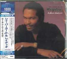 RAY PARKER JR. & RAYDIO-A WOMAN NEEDS LOVE -JAPAN CD B63