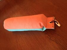 Gun dog training dummy (1lb Dog dummy 2 colour)