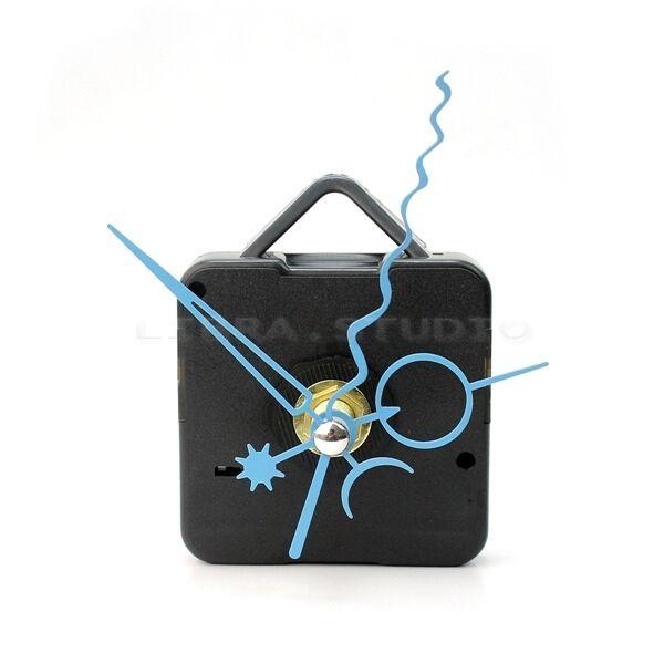 DIY Wall Clock Replacement Movement Mechanism Repair Quartz Time Hands Clock Kit