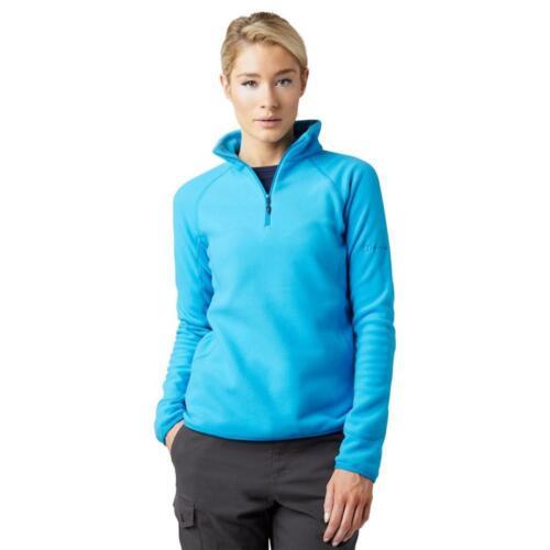New Berghaus Womens Hartsop Half Zip Fleece Clothing