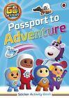 Go Jetters: Passport to Adventure! Sticker Activity Book by BBC Children's Books (Paperback, 2016)