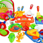 Cutting-Fruit-Vegetable-Kitchen-Pretend-Play-Children-Kid-Educational-Toy-Lots thumbnail 18