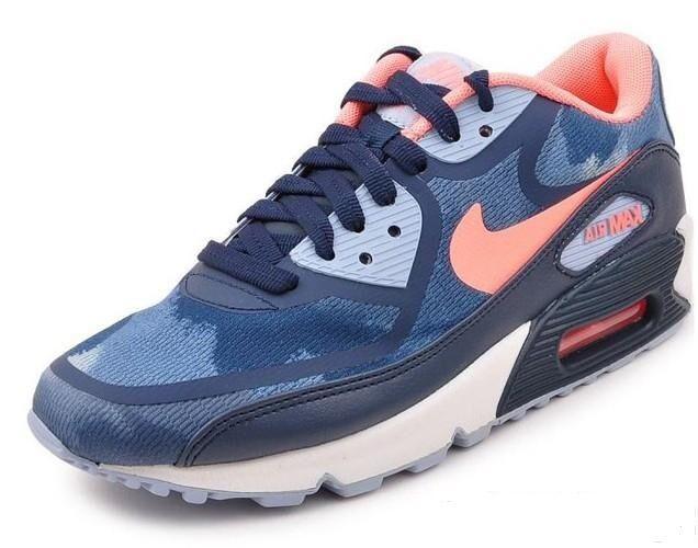 "Nike Air Max 90 PRM Tape WMN Shoes Sz 8 599911 464 Camo""armory 599911 464"