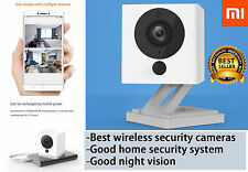 XIAOMI xiaofang zoom digitale visione notturna WI-FI IP Smart 1080p fotocamera quadrato