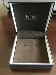 Authentic Jared The Galleria Of Jewelry Gift Box Ebay
