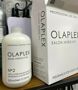 OLAPLEX-SALON-STYLIST-STEP-NO-2-BOND-PERFECTOR-17-75oz-SEALED