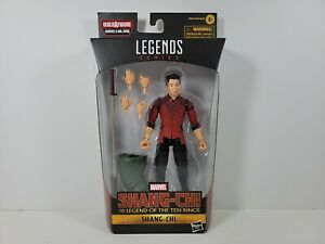 Hasbro Marvel Legends Shang-Chi And The Legend Of The Ten Rings Movie NEW SEALED