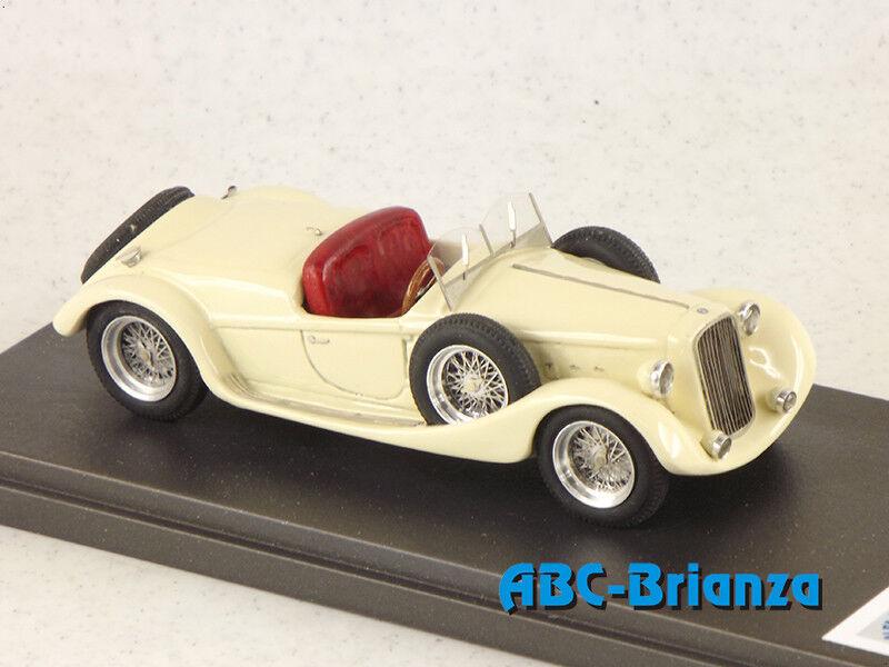 AM43358  Alfa Romeo 6c 2300 Spyder Brianza 1934 IVORY