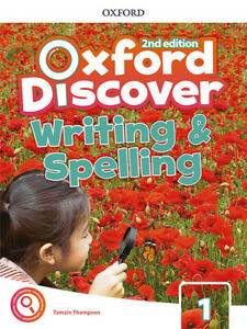 (19).oxford Discover 1 (writing & Spelling) /2nd.ed. EnvÍo Urgente (espaÑa) En Voyageant