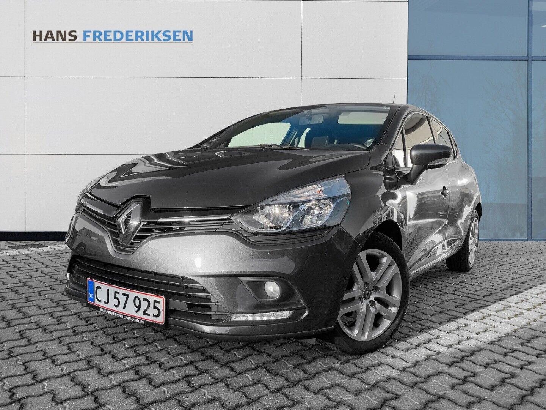 Renault Clio IV 0,9 TCe 90 GO! 5d - 129.900 kr.