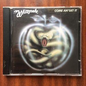 Whitesnake - Come An' Get It (CD) | eBay