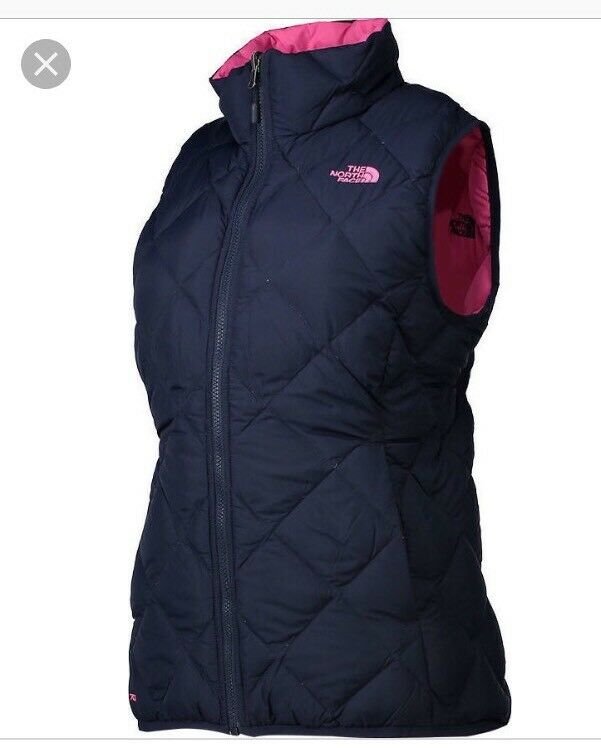 S223The north face Zip In Reversible Down Size XL