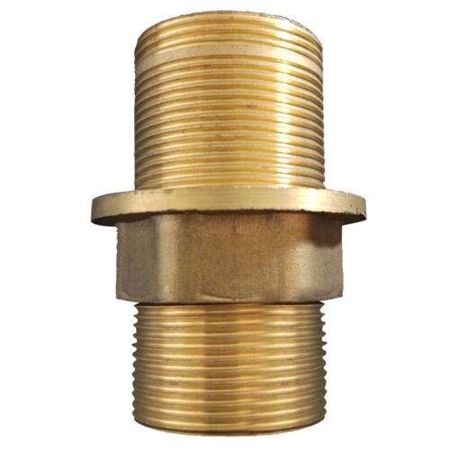 Single Hole Faucet Nipple Locknut Basin Tap 1 Hole Lengthened Fittings 6cm