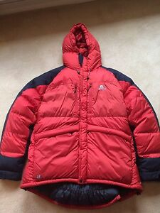 Mountain Equipment Greenland Goose Down Jacket ExpeditionSkiExtreme Climate XL - <span itemprop='availableAtOrFrom'>Preston, Lancashire, United Kingdom</span> - Mountain Equipment Greenland Goose Down Jacket ExpeditionSkiExtreme Climate XL - Preston, Lancashire, United Kingdom