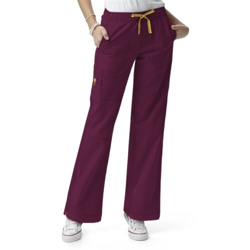 Top 6214 /& Pant 5214 ALL Colors /& Sizes WonderWink Four-Stretch Scrub Set