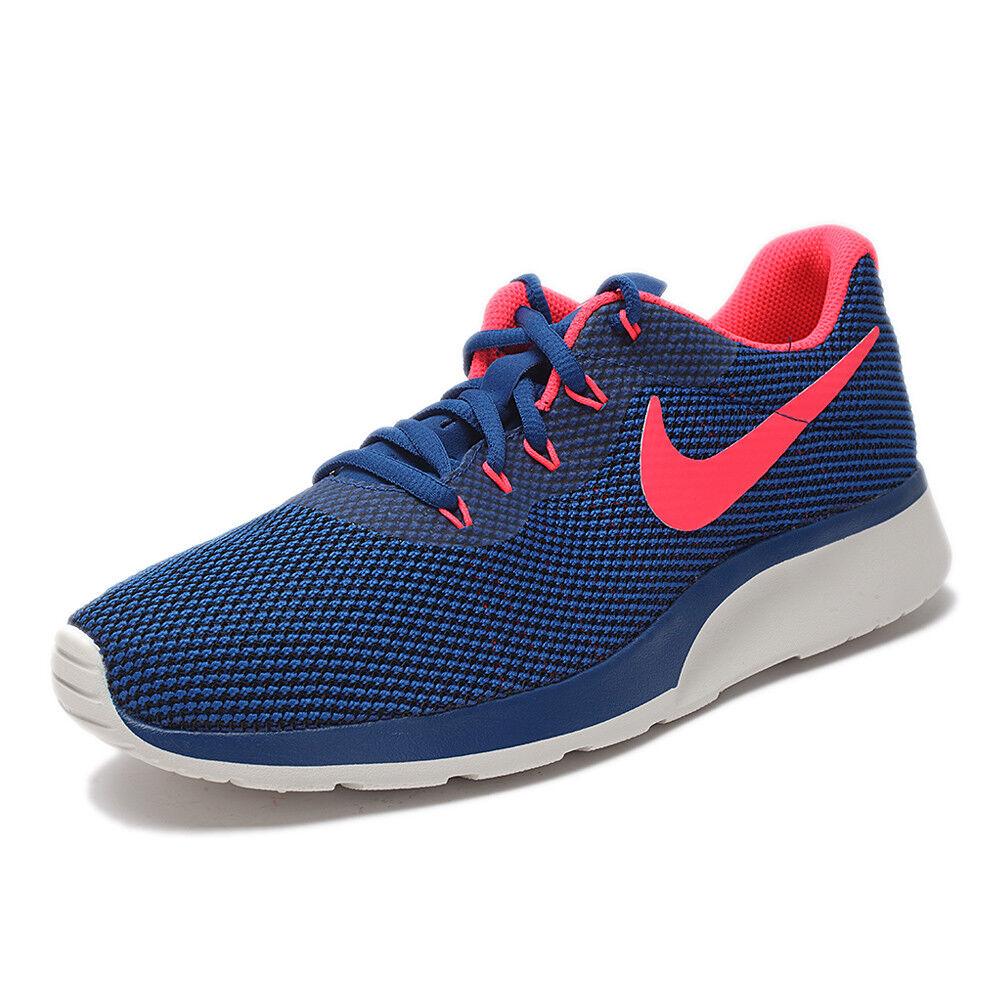 Hombre Nike Tanjun solar Racer zapatos gimnasio azul solar Tanjun luz roja hueso 921669 402 casual salvaje 44fe12