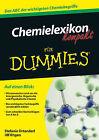 Chemielexikon fur Dummies by Stefanie Ortanderl, Ulf Ritgen (Paperback, 2015)