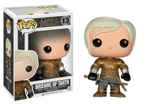 Funko Pop Game of Thrones™ Brienne of Tarth Vinyl Figure Item #4017