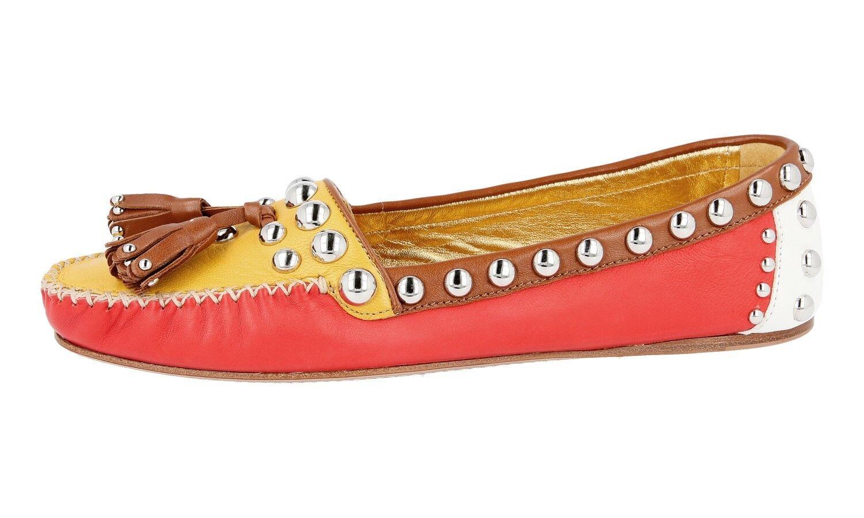 shoes PRADA LUXUEUX 1D779E LACCA SOLEIL NOUVEAUX NOUVEAUX NOUVEAUX 36 36,5 233803