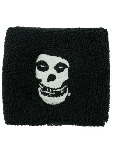 The Misfits Schweißband Misfits Fiend Skull