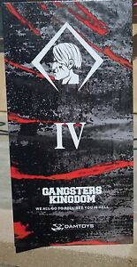 Damtoys Diamond 4 Milevsky Gangster Kingdom Box Figure 1/6 Action Jouet Figue Barrage