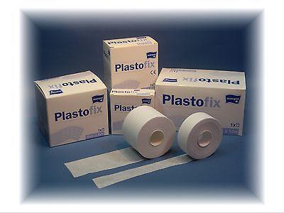 elastisches Fixiervlies 10m lang Klebevlies Fixier Pflaster, Breite: 2,5- 30cm