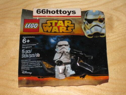 LEGO STAR WARS 5002938 Stormtrooper Sergeant Polybag Minifigure New