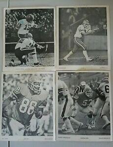 Riley Odoms- Prestridge - Turner - Gradishishar Broncos- Football- Signed Photos