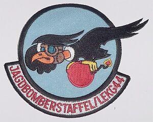 Bundeswehr-Aufnaeher-Patch-2-Jagdbomberstaffel-LeKG-44-A2092