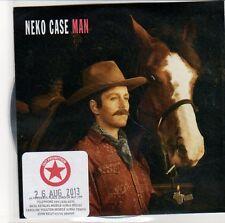 (EQ447) Neko Case, Man - 2013 DJ CD