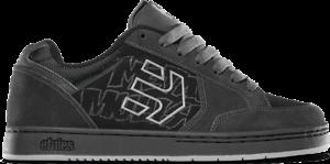 4107000523 022 Nouveau neuf dans sa boîte Etnies Metal Mulisha Swivel Dark Grey Black Skate