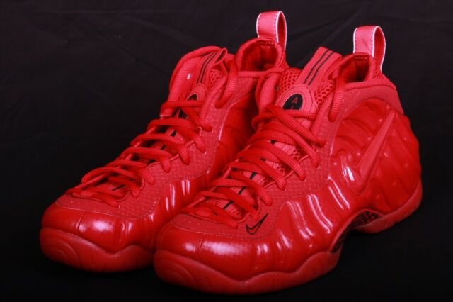 921d85d3d792b1 Nike Mens Air Foamposite Pro Gym Red October Gold Black 624041 603 Size 9