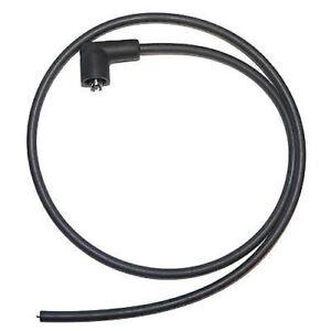 7mm-Ht-Zuendkabel-Kabel-Kupferkern-Silikon-Schwarz-Motorrad-Passend-End-PMC1