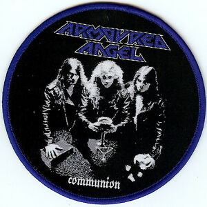 Armoured-Angel-Communion-Patch-Thrash-Death-Metal-Bolt-Thrower-Vomitor