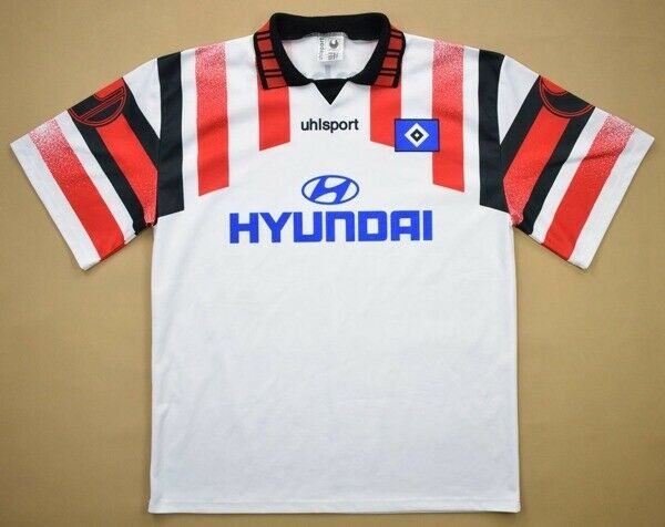Uhl Sport 1995-96 HAMBURGER SV TRIKOT