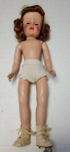 Vintage-Madame-Alexander-Doll-SONJA-HENIE-Madeline-Head-17-034-READ-DESC