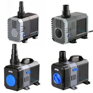160 4200 gph submersible water pump aquarium fish pond for Best water pump for pond