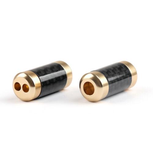 Earphone Speaker HIFI Cable Audio Wire Splitter Connector 1 Split Into 2 T2