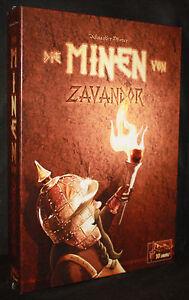 Les Mines De Zavandor-jeu De Plateau-heidelberger Jeux Verlag-ovp-neuf-afficher Le Titre D'origine Jrfhkaxi-07185740-576381949