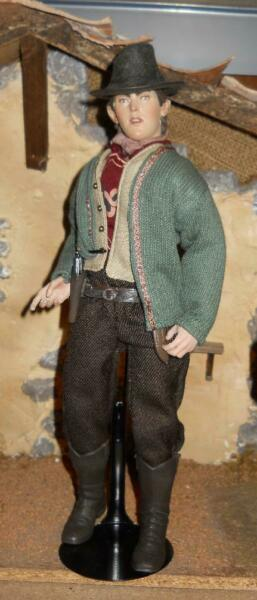 éNergique Custom 1/6 Sideshow Toys Sst Six Gun Legends Billie The Kid William H. Bonney