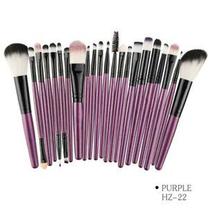 22Pcs/Set Makeup Brushes Kit Set Powder Foundation Eyeshadow Eyeliner Lip Brush