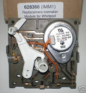 Whirlpool Kenmore Icemaker Module W10223929 W10190934 W10122535 628519 626691