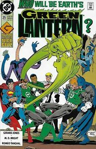 Green-Lantern-Comic-Issue-25-Modern-Age-First-Print-Gerard-Jones-Bright-Tanghal
